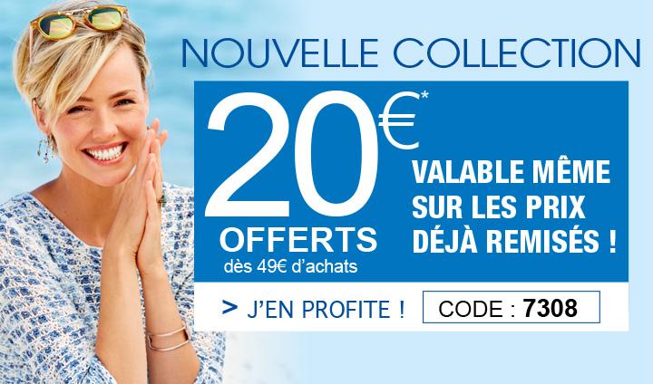 a6ae2d3ebacc3 Nouvelle collection - Boutique femme   Bleu Bonheur