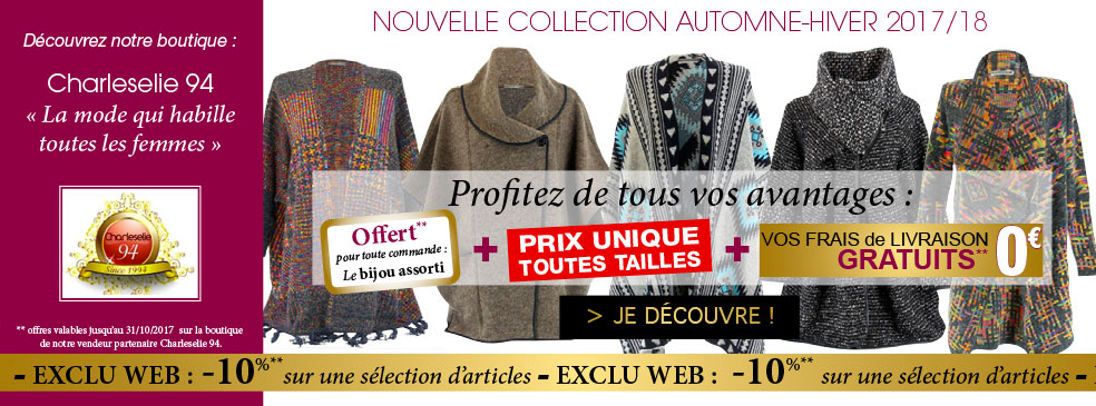 boutique charleselie