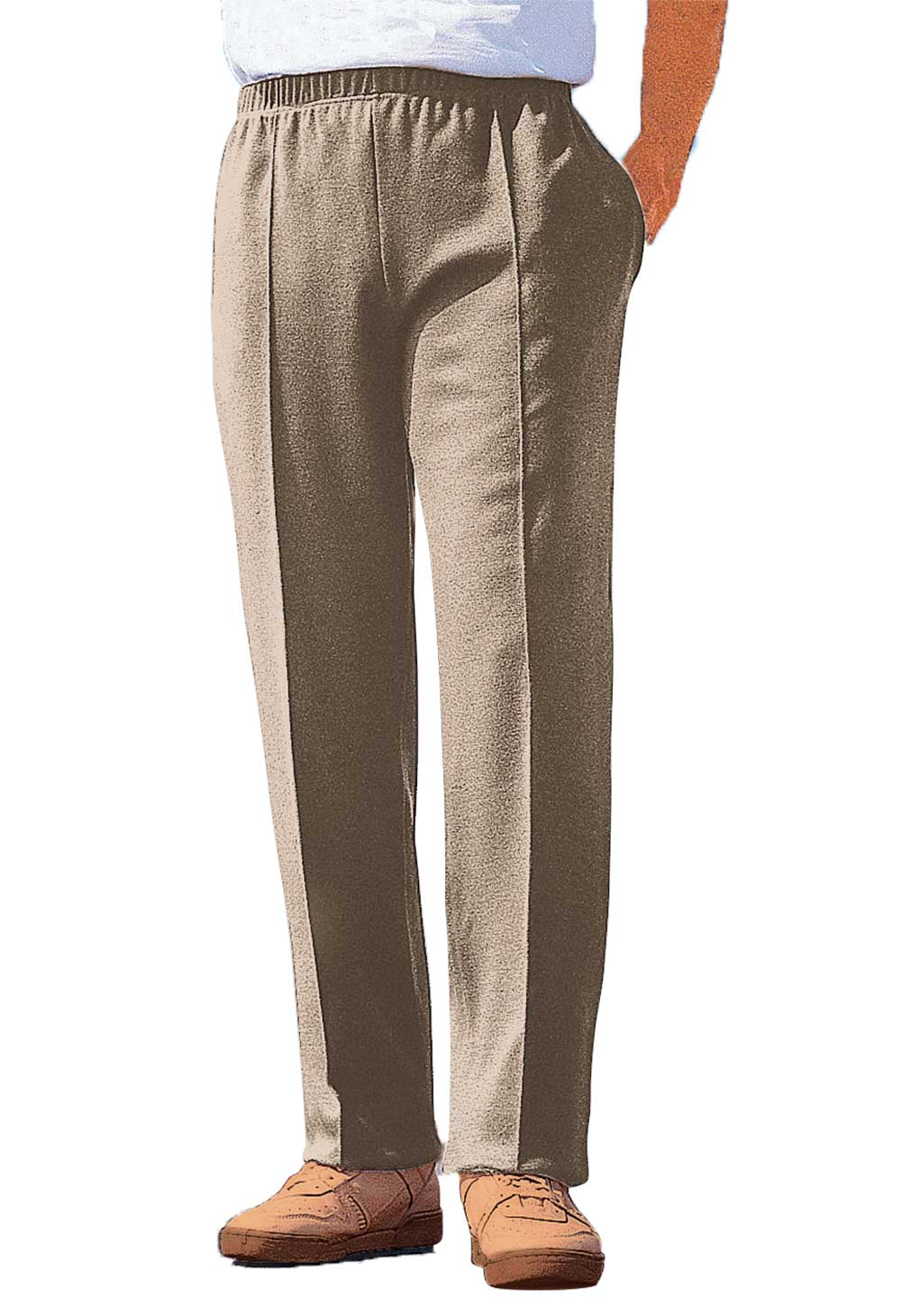 Pantalon en maille milano