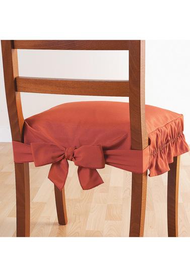 dessus de chaise bleu bonheur. Black Bedroom Furniture Sets. Home Design Ideas