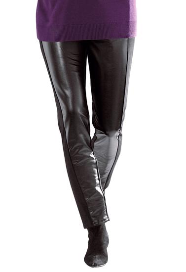 Pantalon bi-matière