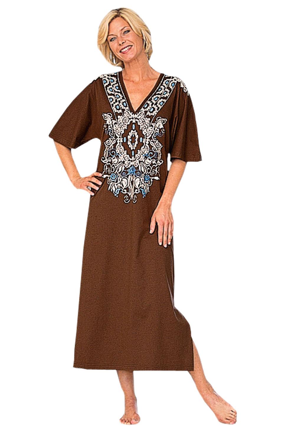 profiter du meilleur prix style actuel acheter bien Robe d'hôtesse   Bleu Bonheur