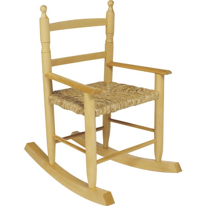 rocking chair enfant en bois. Black Bedroom Furniture Sets. Home Design Ideas