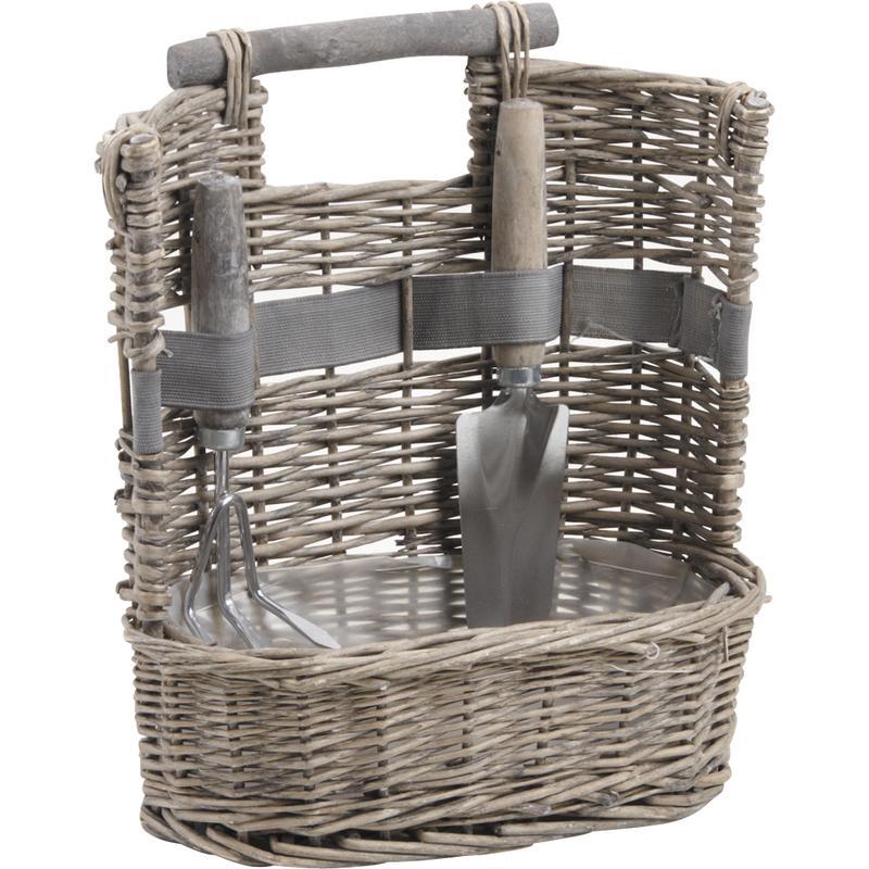 Panier 2 accessoires de jardinage - Accessoire de jardinage ...